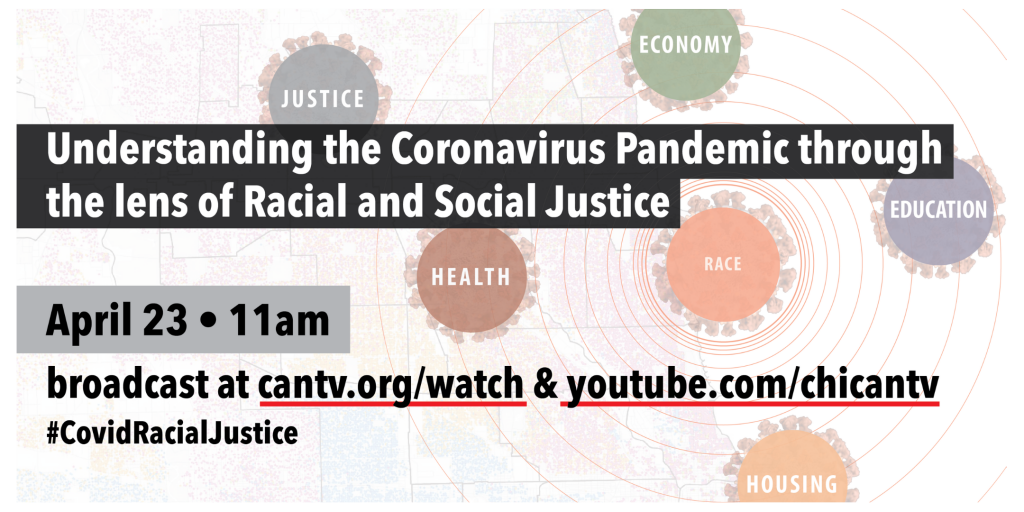 Understanding the Coronavirus from a Racial and Social justice lens