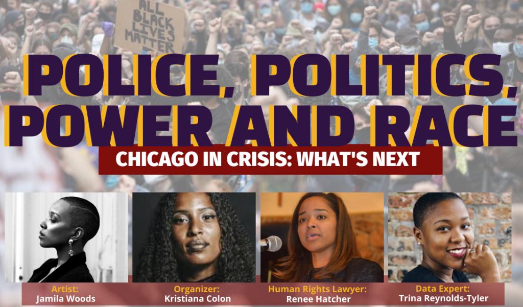 Police Politics Power and Race